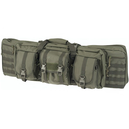 "Image for Single Gun Case 36""x14""x10"" Green"