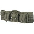 "Single Gun Case 36""x14""x10"" Green"