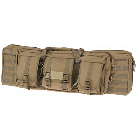 "Image for Single Gun Case 36""x14""x10"" Tan"