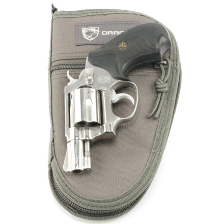 "9.5"" Pistol Case SEAL Gray"