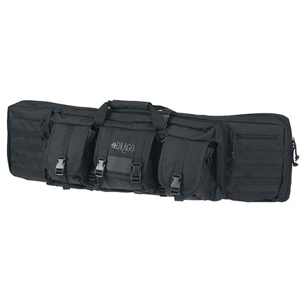 "Image for 42"" Double Gun Case Black"