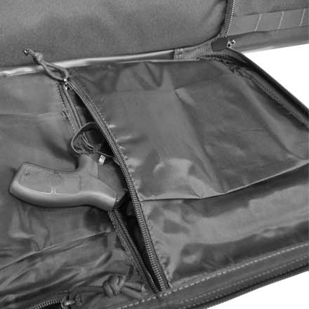 "42"" Double Gun Case Black"