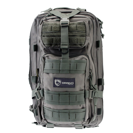 "Image for Tracker Backpack Grey 18""x11""x11"""