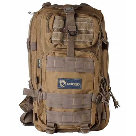 "Image for Tracker Backpack Tan 18""x11""x11"""