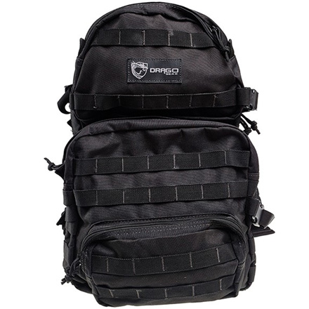 "Image for Assault Backpack Black 20""x15""x13"""