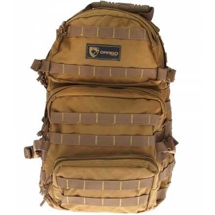 "Image for Assault Backpack Tan 20""x15""x13"""