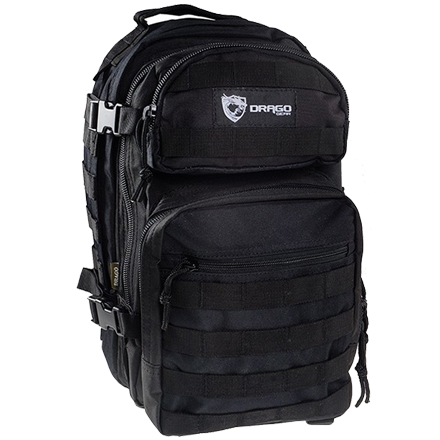 Scout Backpack Black 16