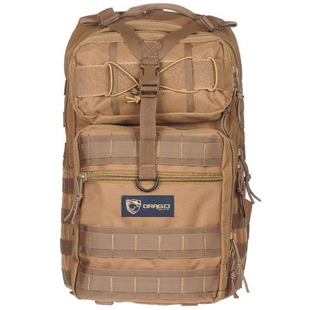 Atlus Sling Backpack Tan