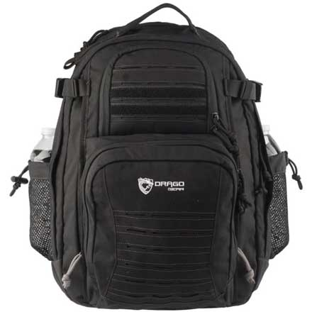 Defender Backpack Black 17.5