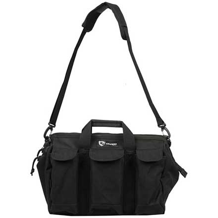 Sportsman Pro Ammo and Tool Bag Black