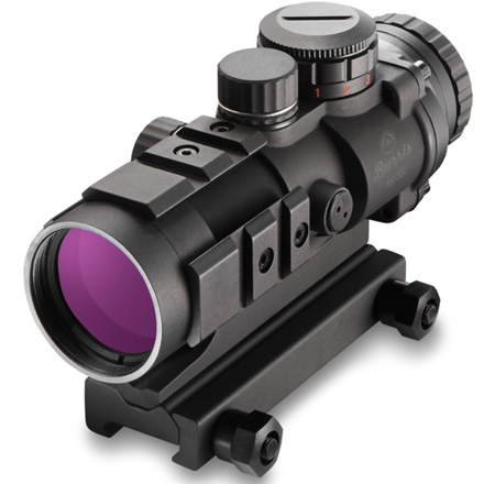 AR-332 Tactical Sight & Mount 3x32mm Ballistic CQ Reticle Matte Finish