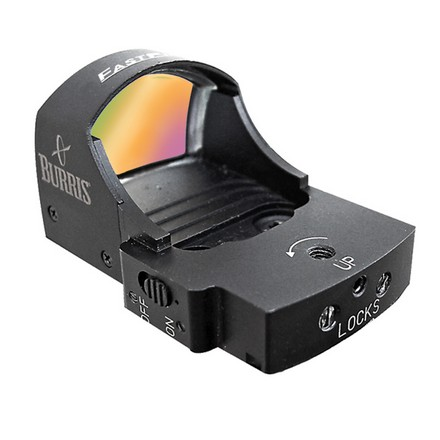 FastFire II Red Dot Sight 4 MOA Matte Finish With Picatinny Mount Matte Finish