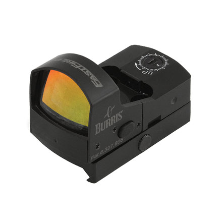 Image for FastFire III Red Dot Sight 3 MOA Matte Finish With Picatinny Mount Matte Finish
