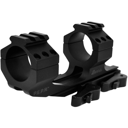 AR Tactical P.E.P.R. QD Mount 30mm With Picatinny Top