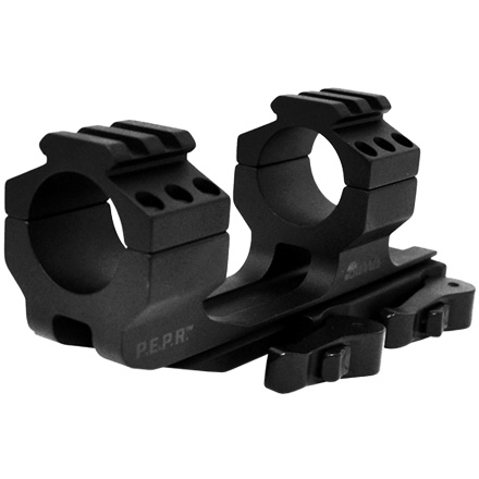 "AR-15 Tactical Quick Detach Mount AR-P.E.P.R. Scope MT. 1"" With Picatinny Tops"