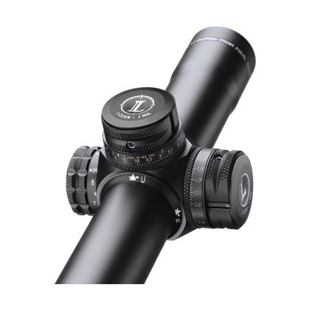Mark 8 1.1-8x24mm CQBSS M5B1 Front Focal Illuminated H27D Reticle Matte Finish