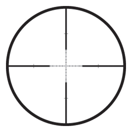Mark 6 3-18x44mm M5B2 Front Focal TMR Reticle 34mm Matte Finish