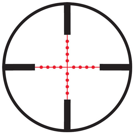 Mark 6 3-18x44mm M5B2 Front Focal Mil- Dot Reticle 34mm Matte Finish