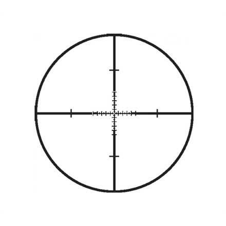 VX-3i LRP 6.5-20x50mm (30mm) Side Focus  Reticle Matte FinishMR Reticle