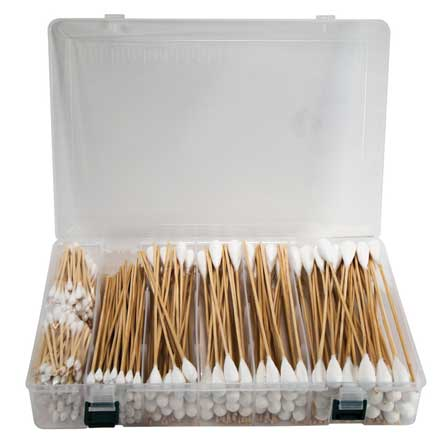 Tipton Complete Pistol Power Swab Kit