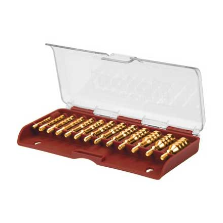 13 Piece Brass Cleaning Jag Set