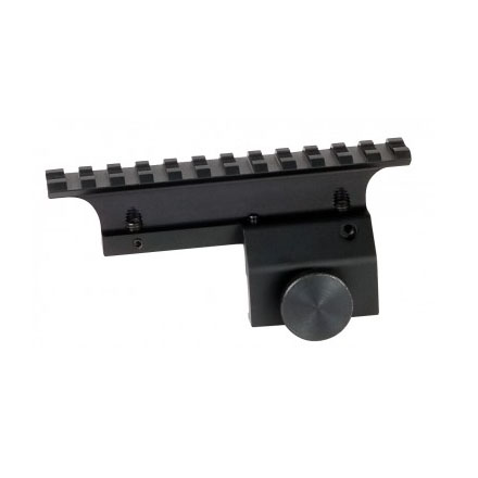 Mini-14 1 Piece Tactical Multi Slot Base Matte Finish