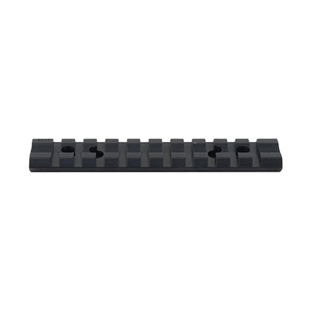 Mossberg 500 1 Piece Tactical Multi Slot Base Matte Finish