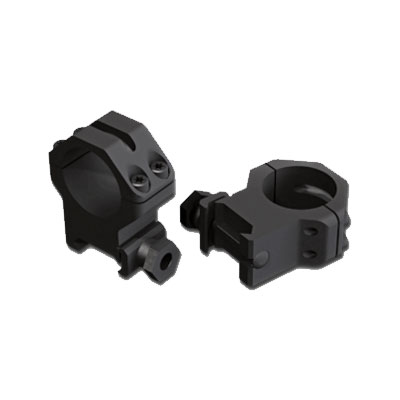 "Weaver Four Hole 1"" Tactical Ring High"
