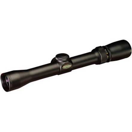 Classic Rimfire 3-9x32mm Adjustable Objective Dual-X Reticle Matte Finish
