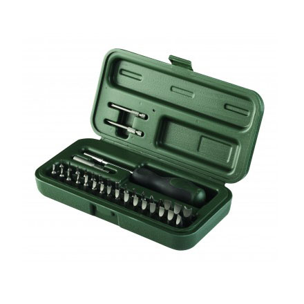 36 Piece Compact Gunsmith Tool Kit