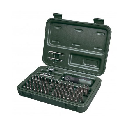 77 Piece Multi Bit Gunsmith Tool Kit