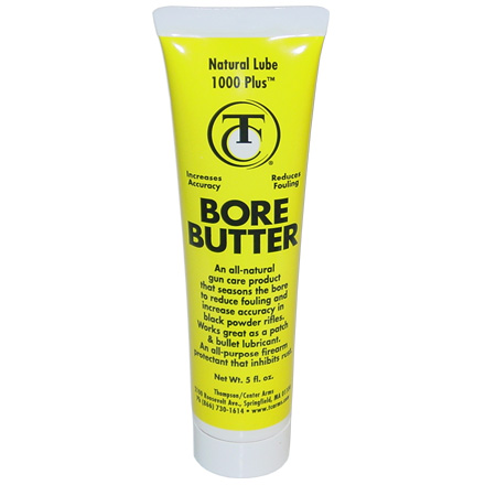 Natural Lube 1000 Plus Bore  Butter 5 Oz Tube