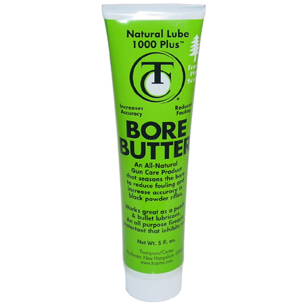 Natural Lube 1000 Pine Scent Plus Bore Butter 5 Oz Tube