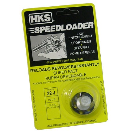 """M"" Series Speed Loader 22 Long Rifle 6 Shot"
