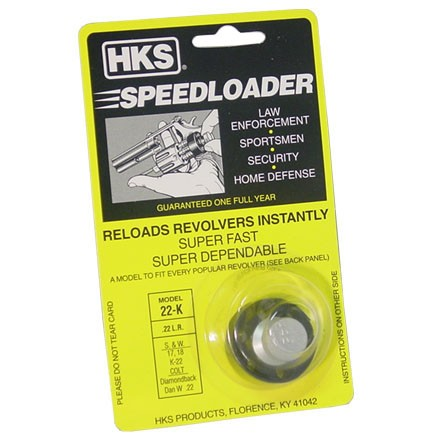 """M"" Series Speed Loader 22 LR"