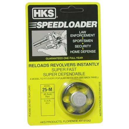 "Image for ""M"" Series Speedloader 45 Auto Rim S&W 25-2"