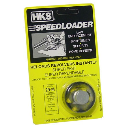 "Image for ""M"" Series Speedloader 44Spec/44Mag"