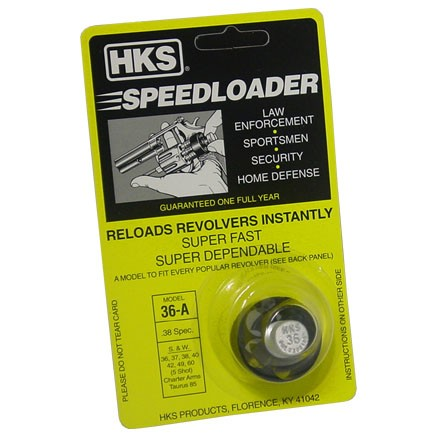 "Image for ""A"" Series Speedloader 38/357"