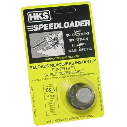 "Image for ""A"" Series Speedloader 38SPEC"