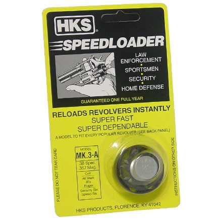 """A"" Series Speed Loader 38/357"