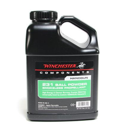 Winchester 231 Smokeless Powder 4 Lb