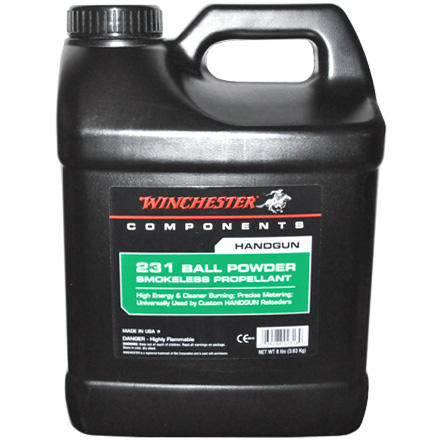 Image for Winchester 231 Smokeless Powder 8 Lbs