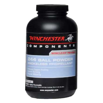 Winchester WinClean 244 Smokeless Powder 1 Lb