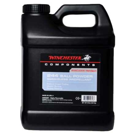 Winchester WinClean 244 Smokeless Powder 8 Lbs
