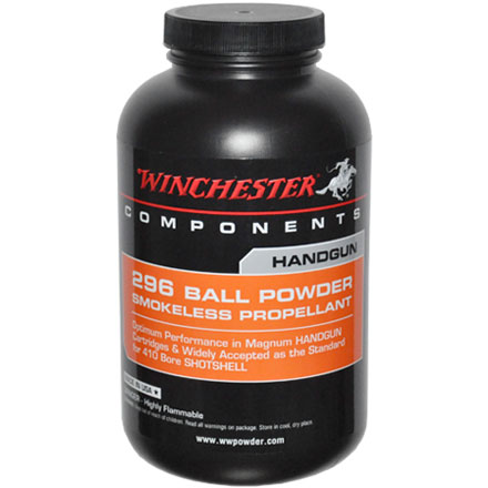 Image for Winchester 296 Smokeless Powder 1 Lb