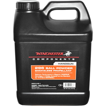 Winchester 296 Smokeless Powder 8 Lbs