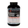 Hodgdon H322 Smokeless Powder 1 Lb