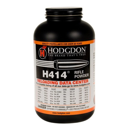 Image for Hodgdon H414 Smokeless Powder 1 Lb
