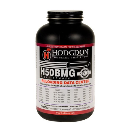 Image for Hodgdon H50BMG Smokeless Powder 1 Lb