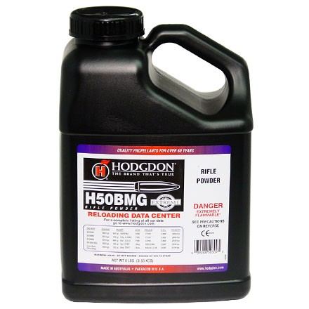 Hodgdon H50BMG Smokeless Powder 8 Lbs